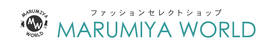 MARUMIYA WORLDロゴ